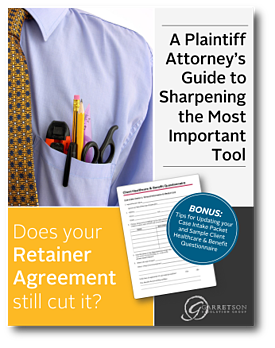 Plaintiff Attorney's Guide to Sharping the Most Important Tool