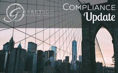 compliance-update